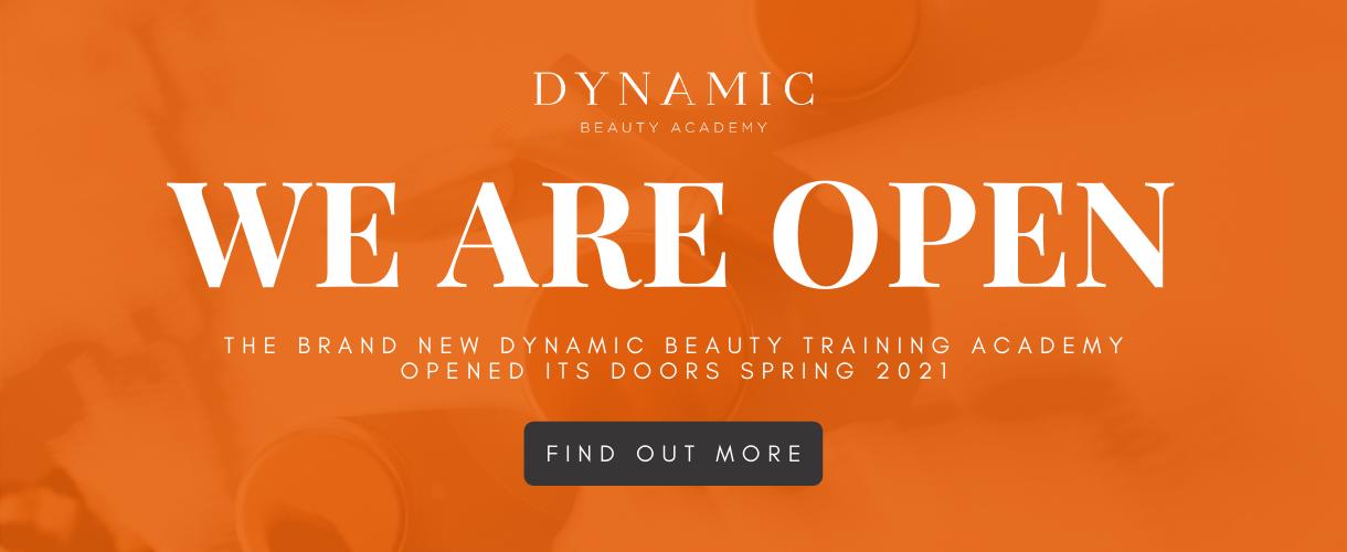 dynamic academy promo banner